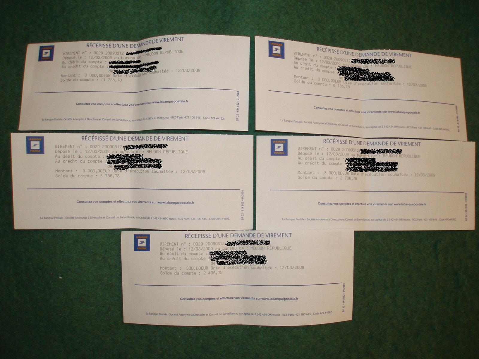 Cloture De Livret A A La Banque Postale Part 3 Max S Blog